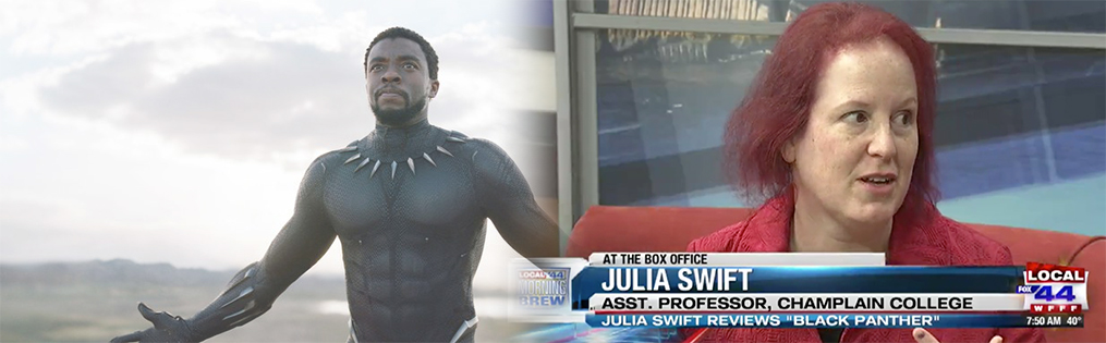 At The Box Office: Black Panther Movie Review