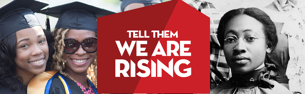 Tell Them We Are Rising: The Story of Black Colleges and Universi…