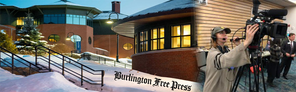 Burlington Free Press and Champlain Present Opioid Crisis Talk