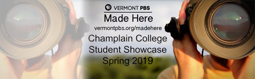 "Champlain Students to be Featured on Vermont PBS ""Made Here"" Broa…"