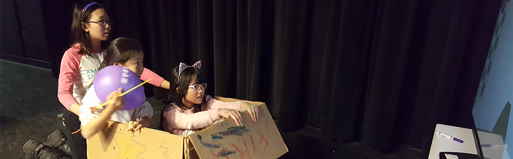 "From the EMC: ""Spacebox"" Attends Toronto Kids Digital Festival"