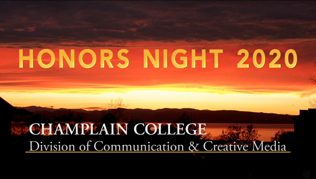Champlain Hosts Annual CCM Honors Night