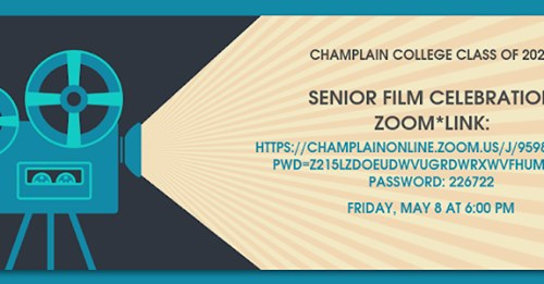 Congratulations Filmmaking Seniors!
