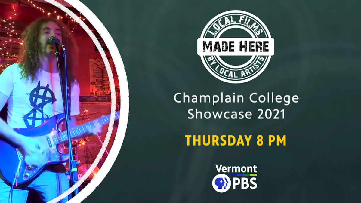 Vermont PBS Broadcasts Annual Champlain Student Showcase